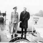 Dr-Lyon-and-Admiral-Rickover-on-the-USS-Nautilus