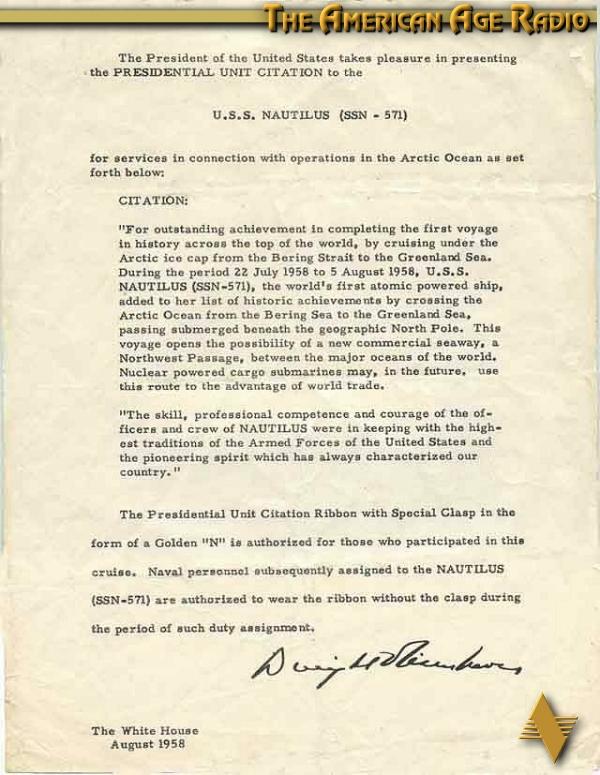 USS-Nautilus_President_Eisenhower_letter_600w